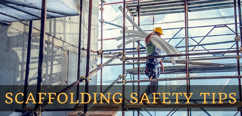 Scaffolding Safety Tips