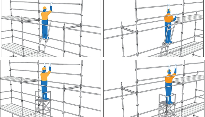 Scaffolding Erections