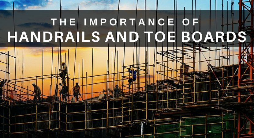 Handrails & Toe Boards