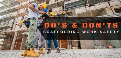 Scaffolding Work Safety