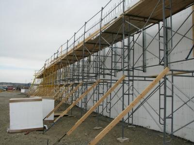 Scaffolding Handling & Installation
