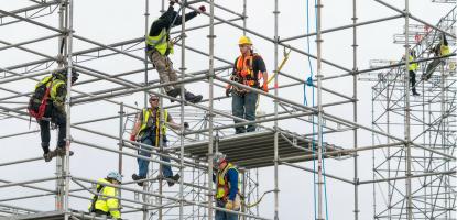 commercial scaffolding Sydney