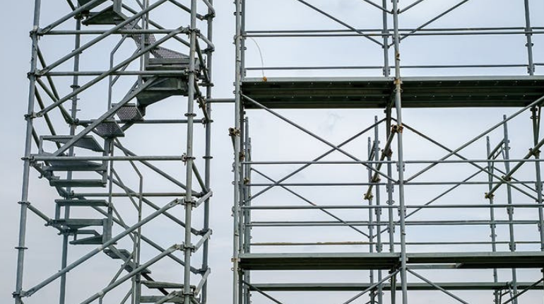 Steel scaffolding Sydney