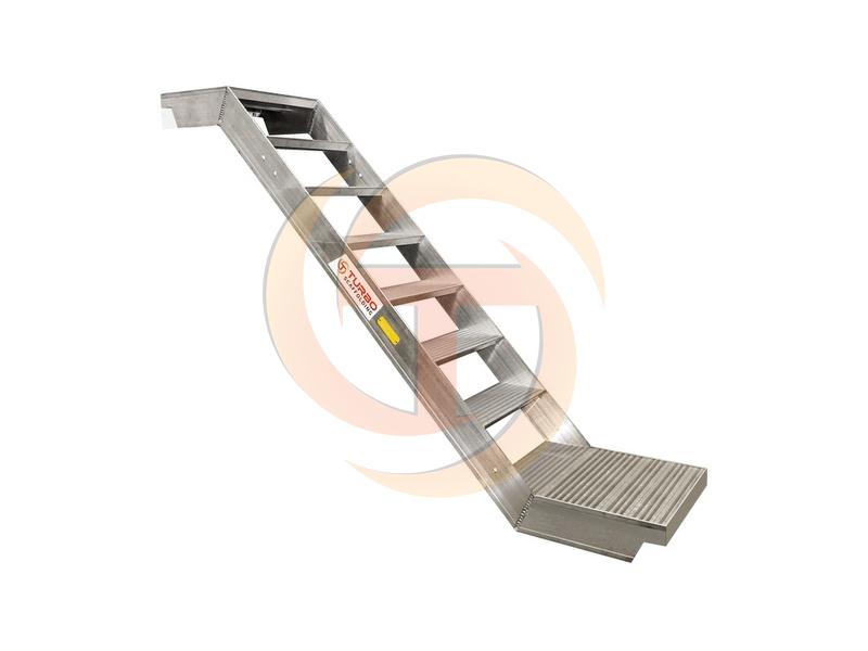 Aluminium-Stairs