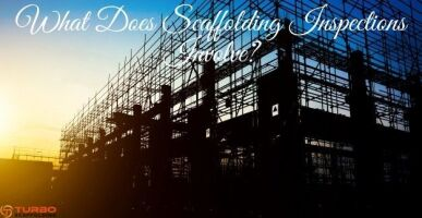 Scaffolding Inspections Involve