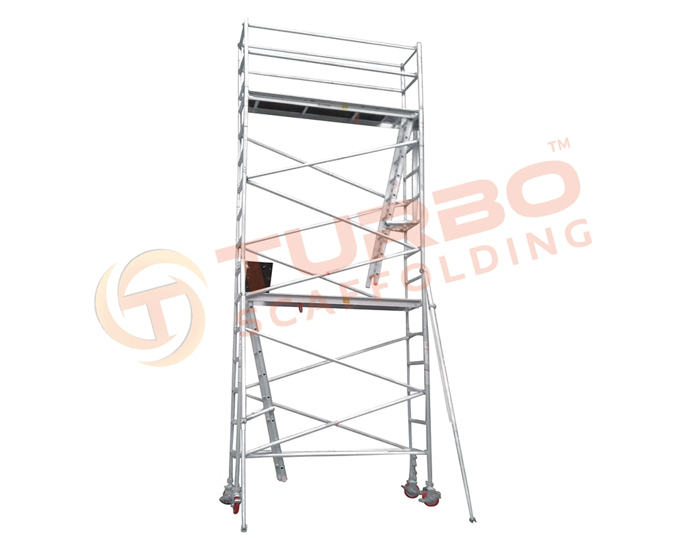 5 Meter High Narrow Aluminium Mobile Tower