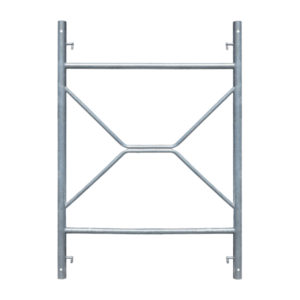 0.9m V Shore Frame Galvanised