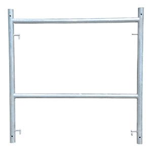 1.2m H Frame Galvanised