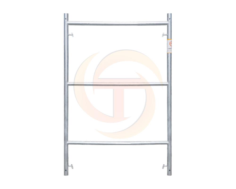 1.8m H Frame Galvanised