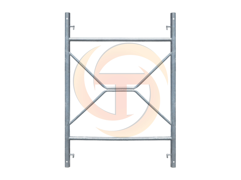 1.8m V Shore Frame Galvanised