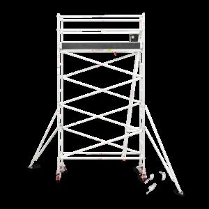 3.9m - 4.2m Narrow Aluminium Mobile Tower (Standing Height)