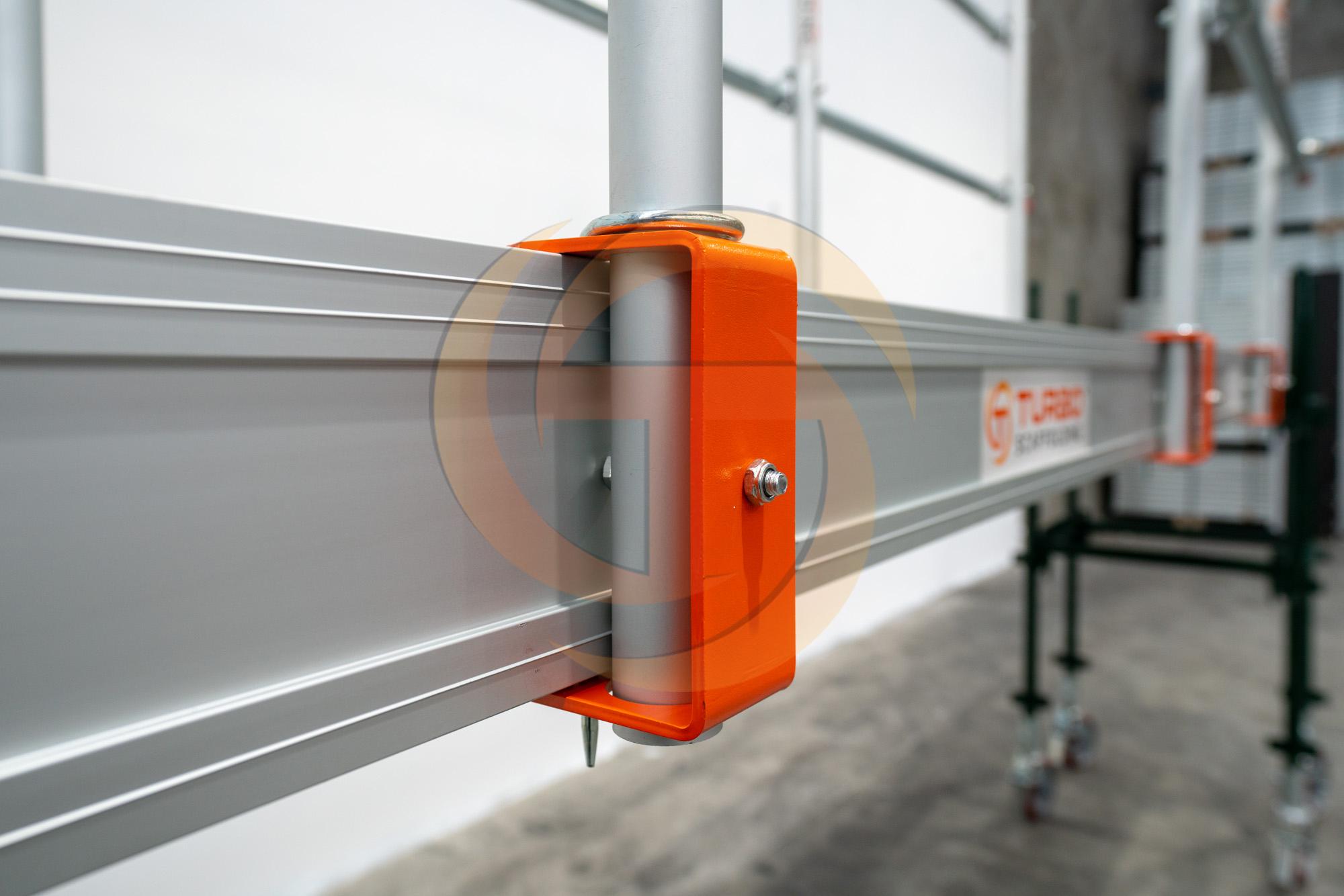 Aluminium Spandeck Walkways Platform