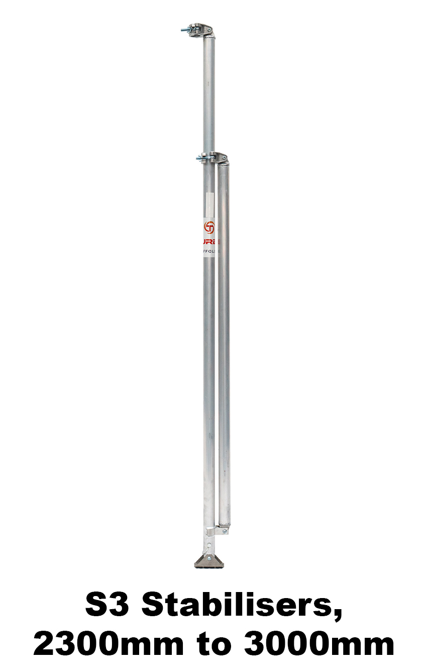 5.1m – 5.4m Wide Mobile Tower (Standing Height)