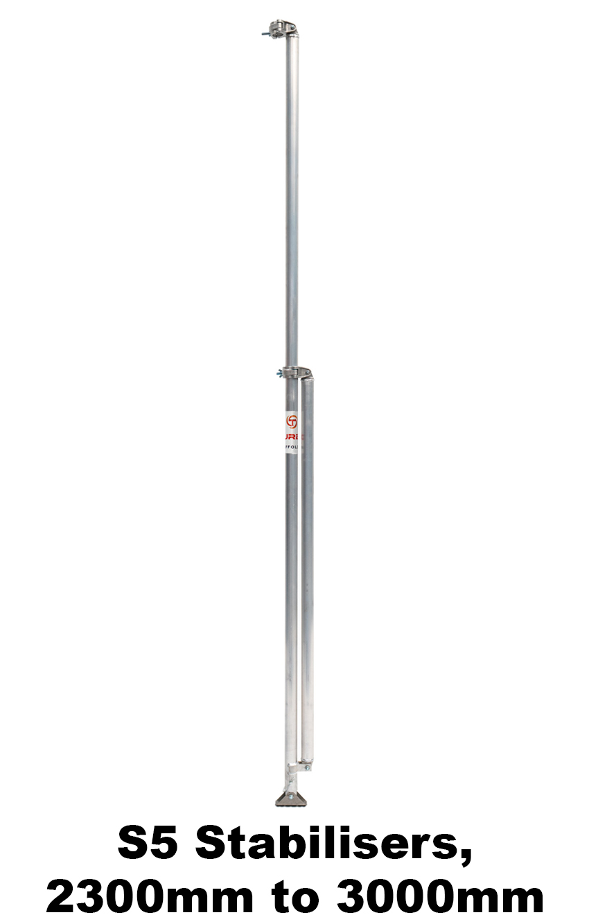 5.9m – 6.2m Wide Mobile Tower (Standing Height)