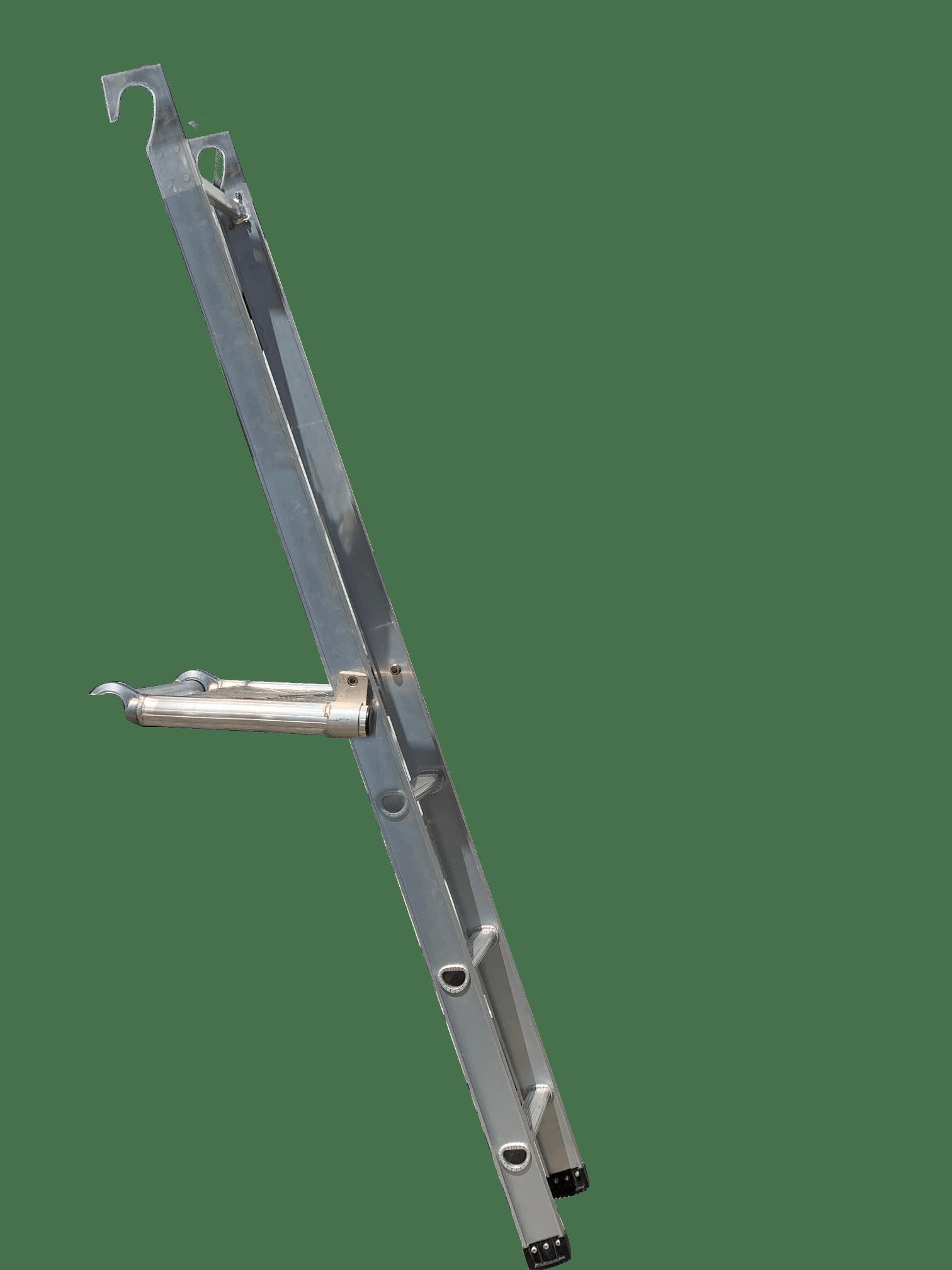 Aluminium Erector Scaffold Ladder